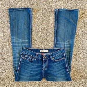 BKE Mya Bootcut Jeans 28x29